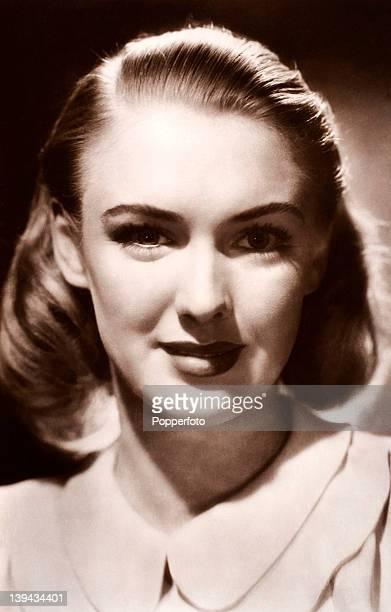 Susan Shaw actress circa 1947