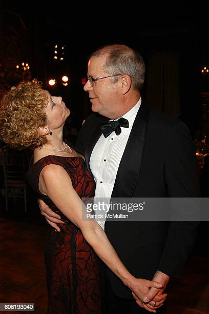 Susan Shedd and Daniel Shedd attend STEVEN ANGELA KUMBLE'S Wedding Celebration at Metropolitan Club on April 13 2007 in New York City