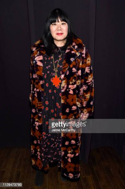 Susan Shin attends the Marc Jacobs Fall 2019 Show at Park Avenue Armory on February 13 2019 in New York City