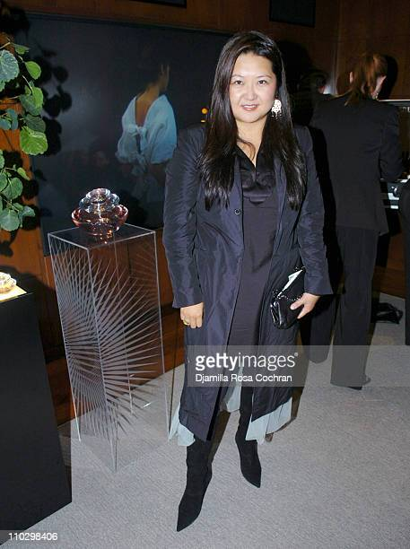 """Susan Shin during W Magazine's """"The New York Affair"""" Party at Penthouse Four in New York City, New York, United States."""