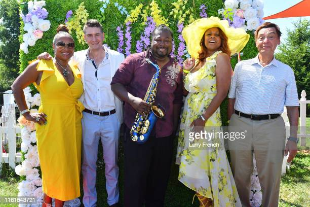 Susan Smallwood producer of Grandiosity Events CigarsGuitars Charity PoloJazz charity event Powered by Logical Technology and Research Christopher...