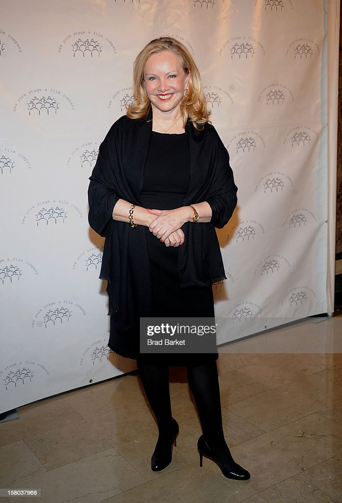 Susan Stroman attends the New York Stage and Film Annual Winter Gala at The Plaza Hotel on December 9, 2012 in New York City.
