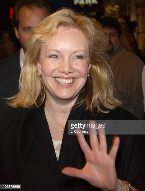 Susan Stroman during Opening Night of 'Sly Fox' on Broadway Arrivals at Ethel Barrymore Theatre in New York City New York United States