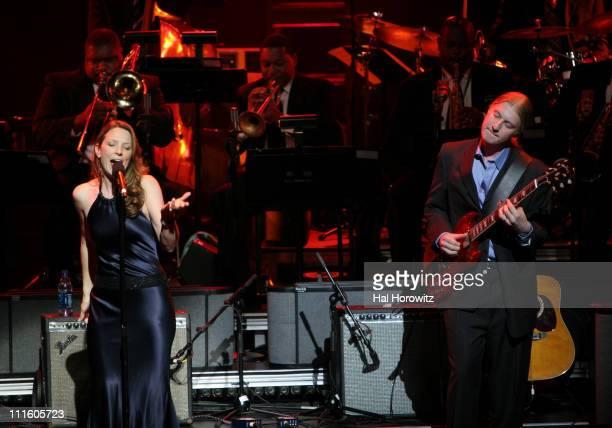 Susan Tedeschi and Derek Trucks with the Wynton Marsalis Septet