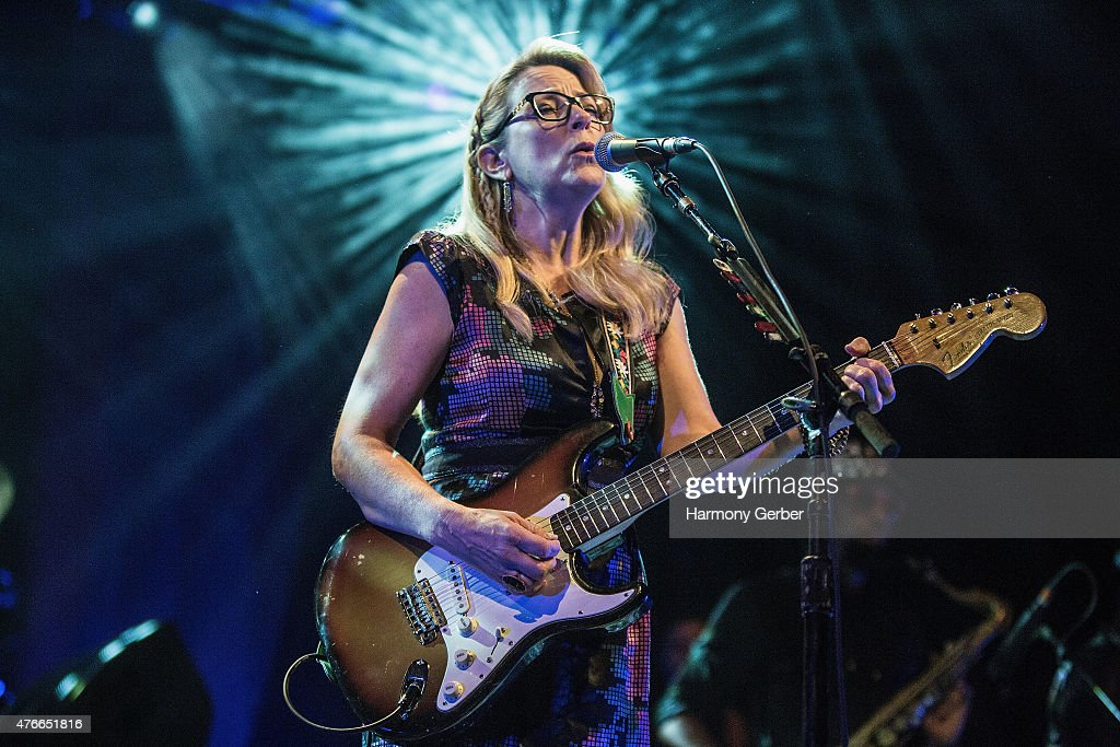 Tedeschi Trucks Band Plus Special Guests Sharon Jones & The Dap-Kings And Doyle Bramhall II Perform At The Greek Theatre