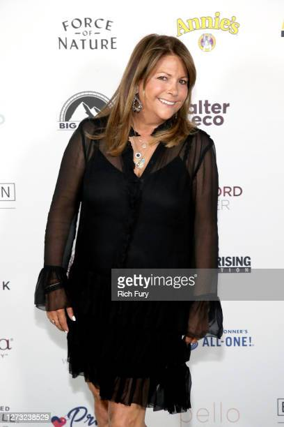 Susan Ursitti Sheinberg attends a Special DriveIn Screening of KISS THE GROUND available on Netflix September 22 2020