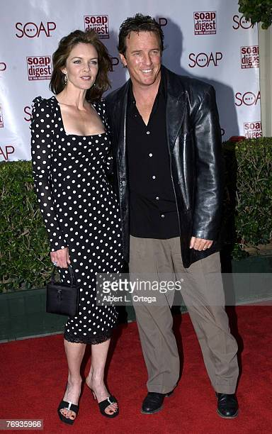 susan walters and linden ashby linden ashby stock photos and pictures getty images 2480