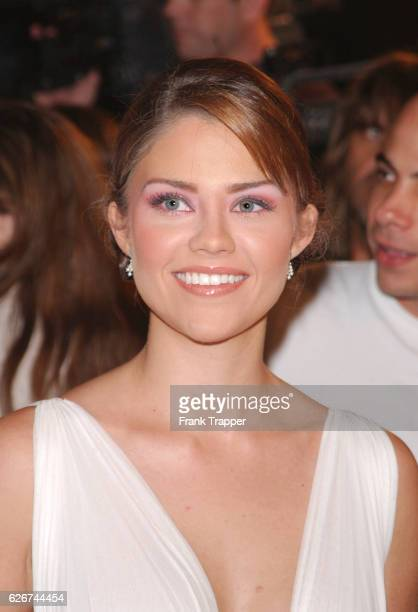 """Susan Ward arrives at the premiere screening of """"Shallow Hal."""""""