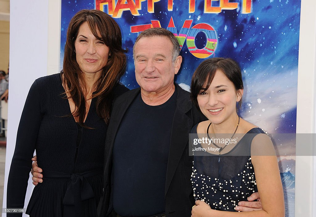 """""""Happy Feet Two"""" Los Angeles Premiere - Arrivals : News Photo"""