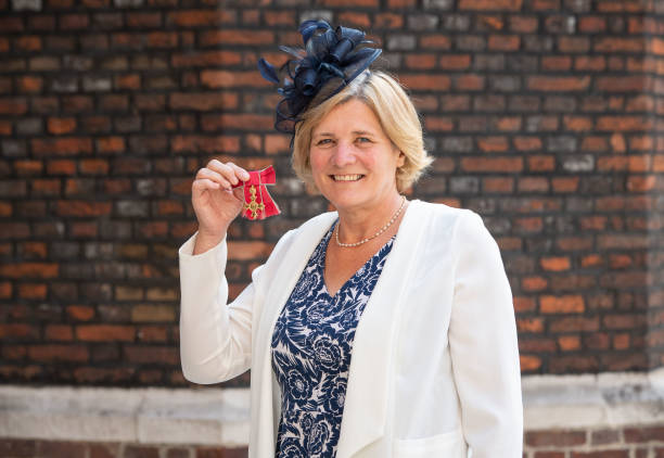 GBR: Investitures at St James's Palace