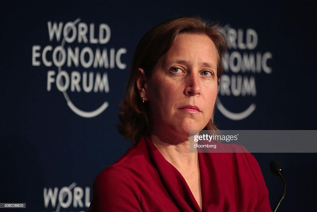 Key Speakers At The World Economic Forum (WEF) 2016 : News Photo