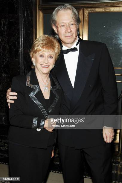 Susana Alexander and Julian Zugazagoitia attend EL MUSEO'S 2010 Annual Gala at Cipriani 42nd Street on May 27th 2010 in New York City