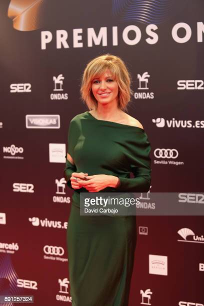 Susana Griso attends the 63th Ondas Gala Awards 2016 at the FIBES on December 12 2017 in Seville Spain