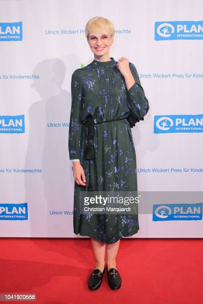 Susann Atwell attends the Ulrich Wickert and Peter SchollLatour award at Bar jeder Vernunft on September 27 2018 in Berlin Germany