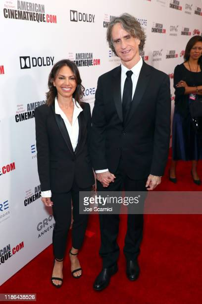 Susanna Hoffs and Jay Roach attend the 33rd American Cinematheque Award Presentation Honoring Charlize Theron and The 5th Annual Sid Grauman Award...