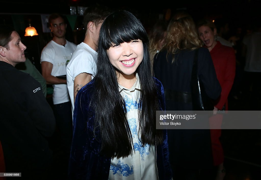 Susanna Lau (Susie Bubble) attends the Dior Welcome Dinner at the Lady Dior Pub to celebrate the Cruise Collection 2017 on May 30, 2016 in London, England.