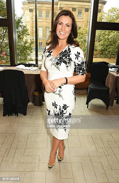 Susanna Reid attends The 61st Women of the Year lunch and awards 2016 at InterContinental Park Lane Hotel on October 17 2016 in London England