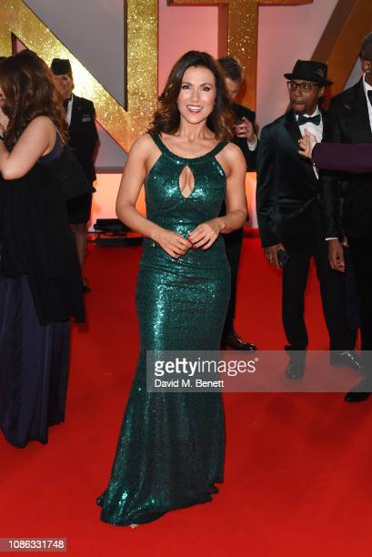 Susanna Reid attends the National Television Awards held at The O2 Arena on January 22 2019 in London England