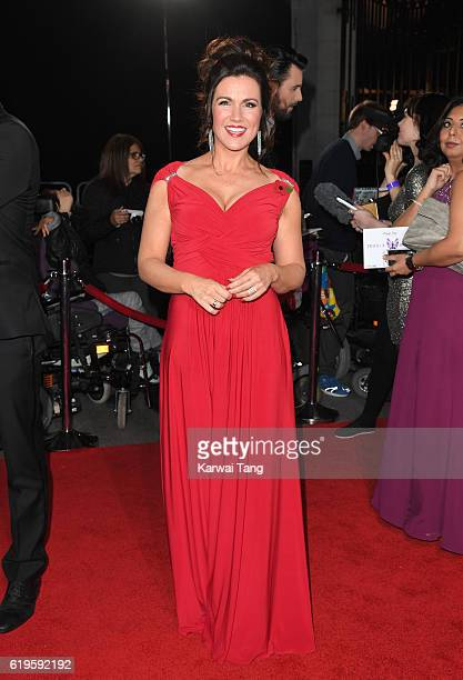 Susanna Reid attends the Pride Of Britain Awards at The Grosvenor House Hotel on October 31 2016 in London England