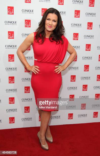 Susanna Reid attends the Red magazine Women of the Year awards at Ham Yard Hotel on September 3 2014 in London England