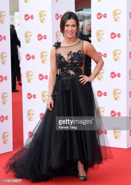 Susanna Reid attends the Virgin Media British Academy Television Awards 2019 at The Royal Festival Hall on May 12 2019 in London England
