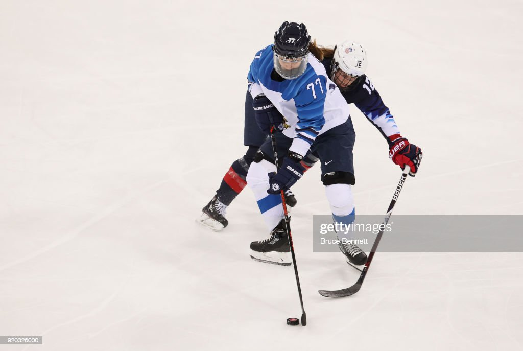 Ice Hockey - Winter Olympics Day 10