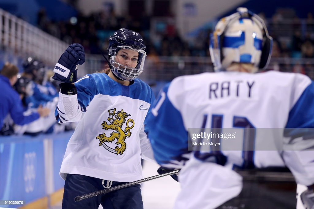 Ice Hockey - Winter Olympics Day 8