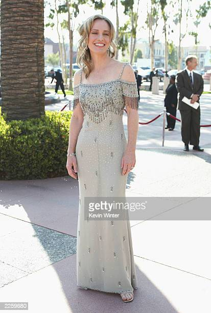Susanna Thompson at the Academy of Television Arts Sciences 54th Annual Los Angeles Area Emmy Awards at ATAS' Leonard Goldenson Theatre in No...