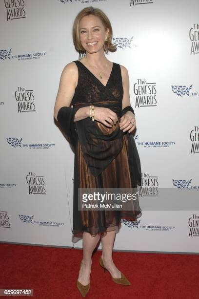 Susanna Thompson attends 23rd Annual Genesis Awards at The Beverly Hilton on March 28 2009 in Beverly Hills California