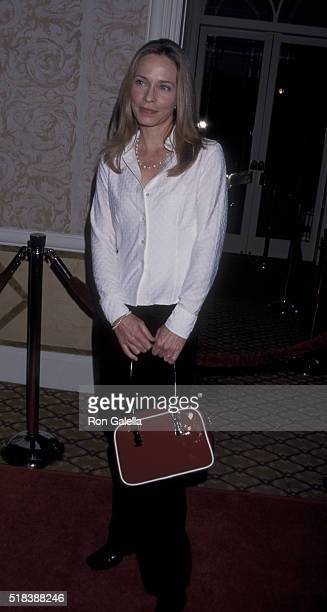 Susanna Thompson attends InStyle Magazine Party on January 8 2002 at the Four Seasons Hotel in Beverly Hills California