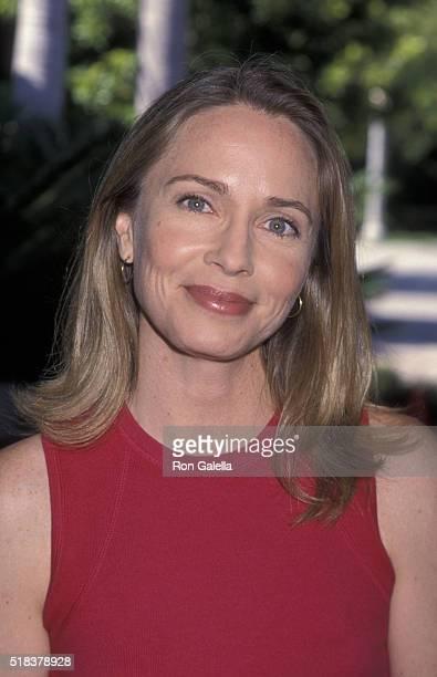 Susanna Thompson attends Summer TV Critics Press Tour on July 9 2000 at the Ritz Carlton Hotel in Pasadena California