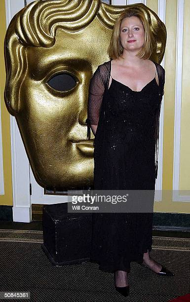 Susannah Harker attends the British Academy Television Craft Awardsat The Dorchester on May 16 2004 in London The awards honour behind the scenes...