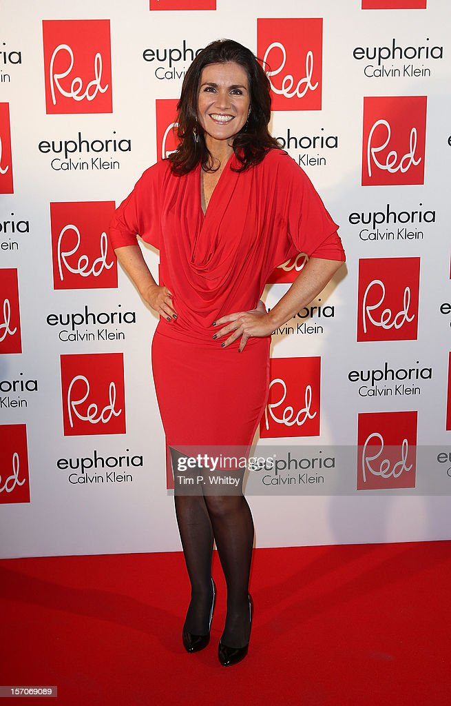 Susannah Reid attends Red's Hot Women Awards, in association with euphoria Calvin Klein on November 28, 2012 in London, United Kingdom.