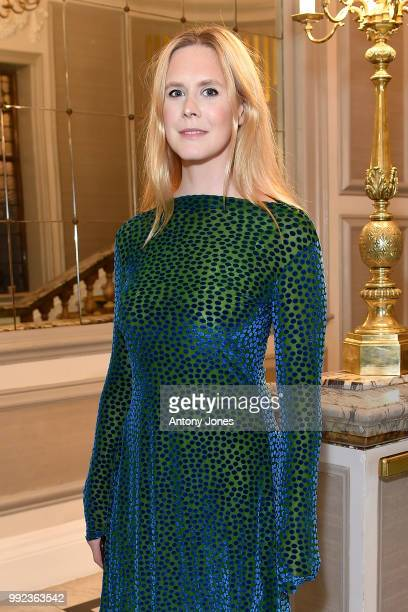 Susannah Temko attends the Pride In London Gala Dinner 2018 at The Grand Connaught Rooms on July 5 2018 in London England