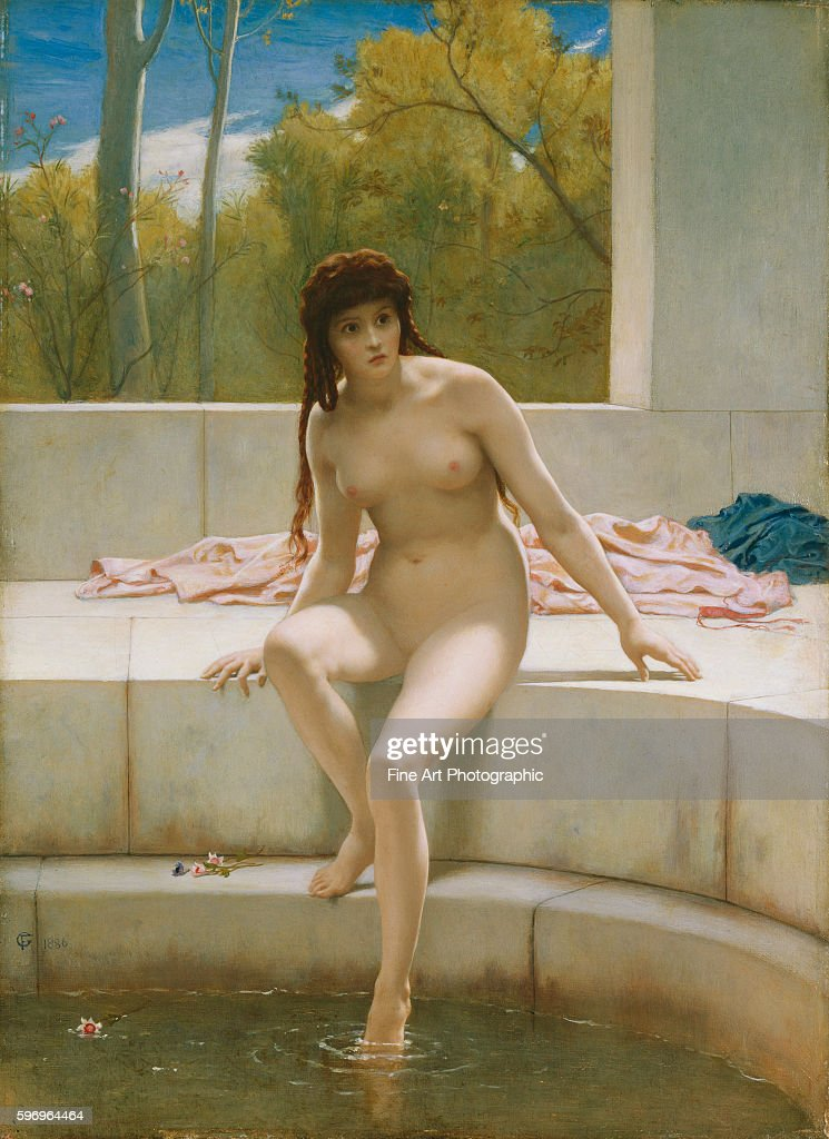 Image result for Susanna without the Elders by Frederick Goodall