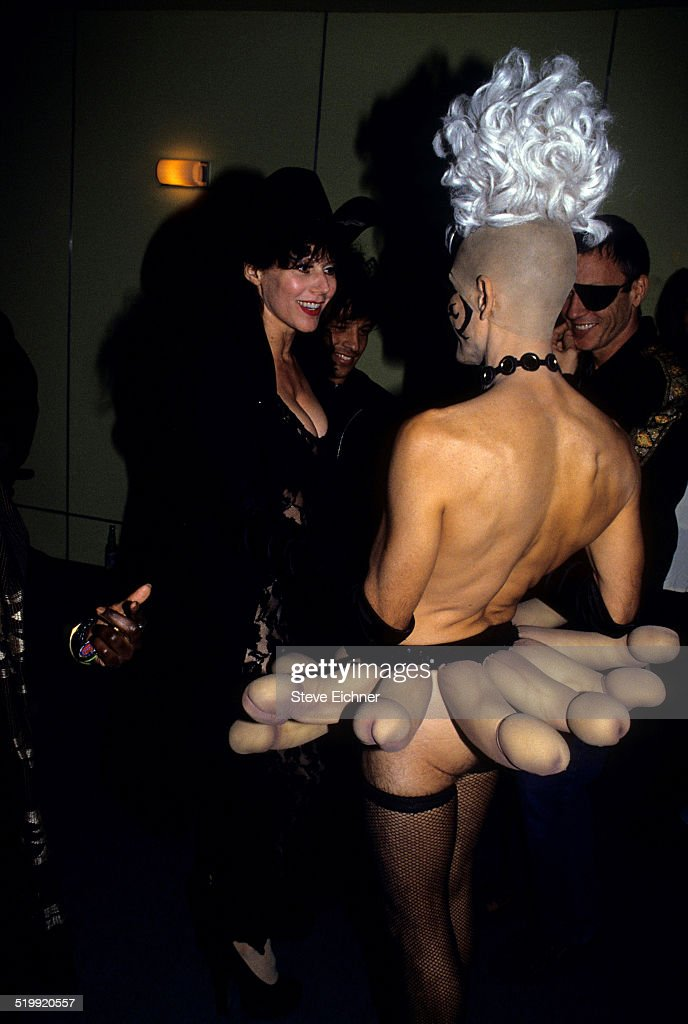 Susanne Bartsch & Peter Gatien : News Photo