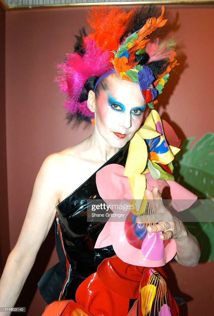"Susanne Bartsch ""Tropical Madness"" Halloween Party"