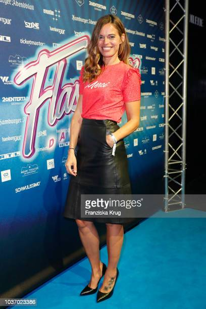 Susanne Boehm attends the premiere of 'Flashdance Das Musical' at Mehr Theater on September 20 2018 in Hamburg Germany