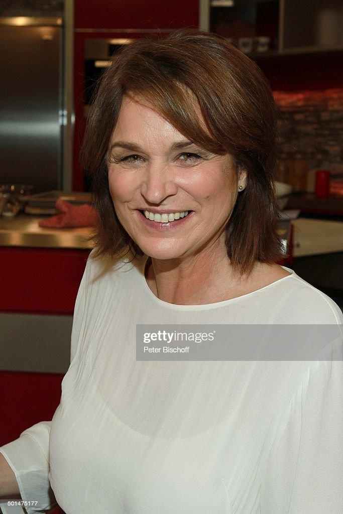 Susanne Conrad, ZDF-Koch-Show \'Lafer!Lichter!Lecker!\', Hamburg ...