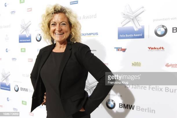 Susanne Fröhlich at the 10th Anniversary Of The Felix Burda Award at Hotel Adlon in Berlin