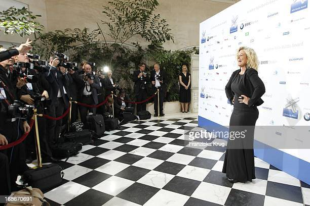 Susanne Fröhlich at the 10th Anniversary Of The Felix Burda Award at Hotel Adlon in Berlin