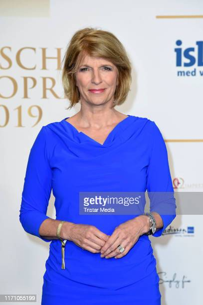 Susanne Holst attends the Deutscher Radiopreis at Elbphilharmonie on September 25 2019 in Hamburg Germany