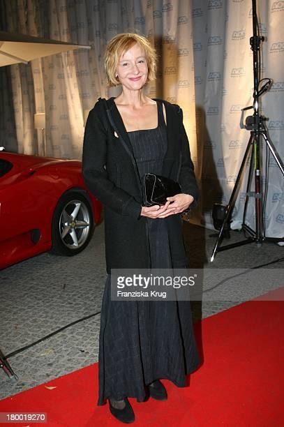 Susanne Lothar Bei Der Aol Media Night Im Rahmen Der Ifa Im Restaurant Felix In Berlin