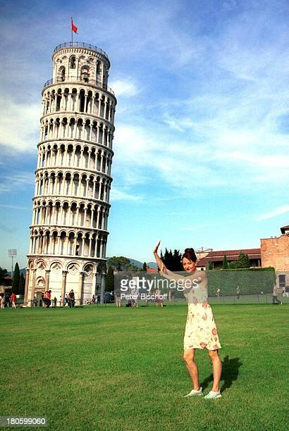 Susanne Lothar Stadtbummel 'Schiefer Turm von Pisa' Pisa/Italien