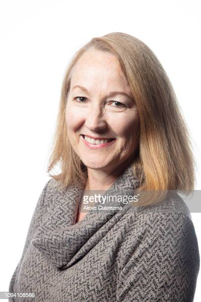 Susanne Lyons Chair US Olympic Committee poses for a portrait taken on December 13 2018 in Redwood City California