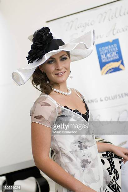 Susanne Messara, Face of the Magic Millions for 2007