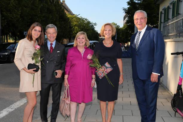 DEU: Stavros Kostantinidis' 55th Birthday Celebration & Charity Dinner