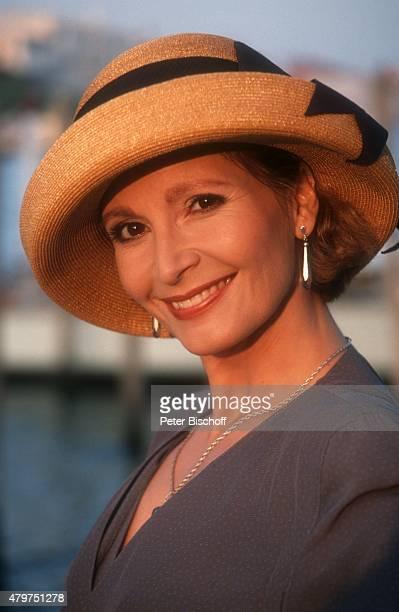 'Susanne Uhlen 13teilige RTLSerie ''Sonntag Partner'' am in Venedig Italien '