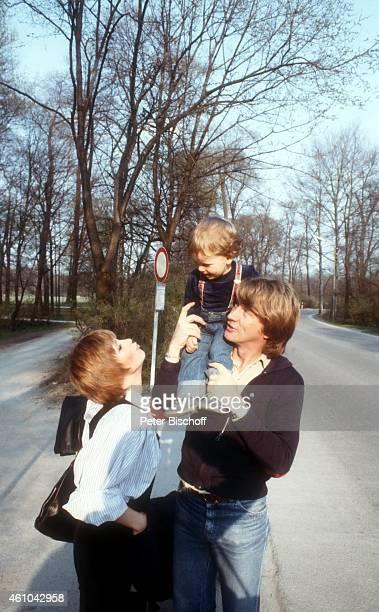 Susanne Uhlen Ehemann Charly Steinberger Sohn Florian Steinberger am in Deutschland