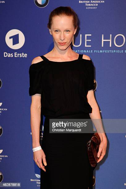 Susanne Wuest attends the Blue Hour Reception during the 65th Berlinale International Film Festival on February 6 2015 in Berlin Germany
